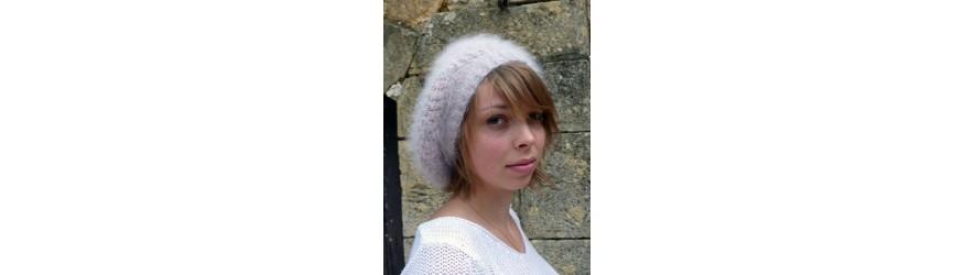 POUR LA TETE ET LE COU Bonnets, production artisanale française
