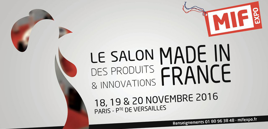 Le Made in France à Paris